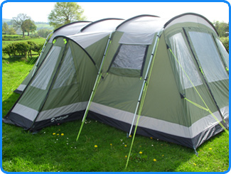 tent hire & Tent and Camping Equipment Hire